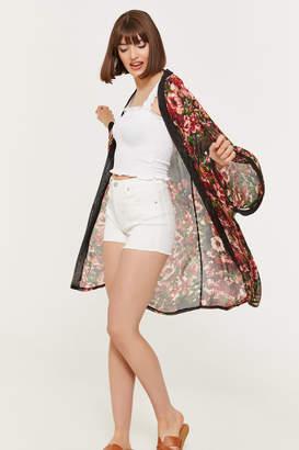 0cb4b6efb Ardene Sheer Floral Kimono
