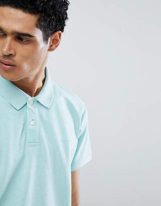 Esprit Polo Shirt In Mint Green