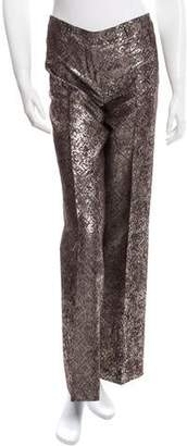 Alessandro Dell'Acqua Tailored Brocade Pants