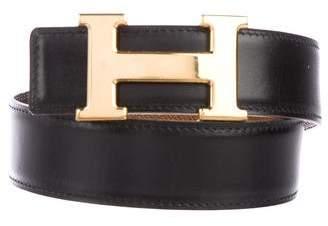 Hermes Reversible H 32mm Belt Kit w/ Tags