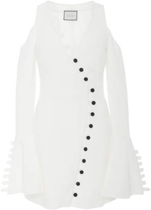 Alexis Galen Button Dress