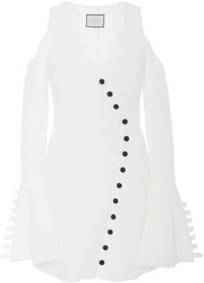 Alexis Galen Button Dress