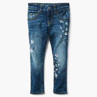 Gymboree Blossom Girlfriend Jeans