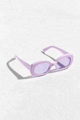 Urban Outfitters Chunky Squared Oval Sunglasses