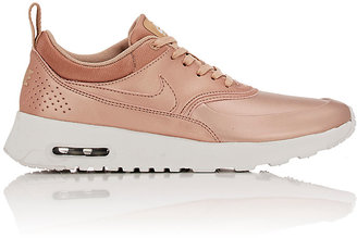 Nike Women's Air Max Thea Leather Sneakers $115 thestylecure.com