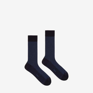 Bally Short Crest Socks