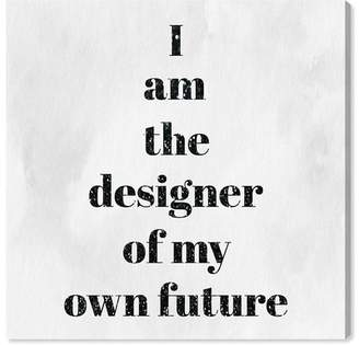 """Oliver Gal Gallery Designer of My Future Canvas Art - 20\""""x20\"""""""