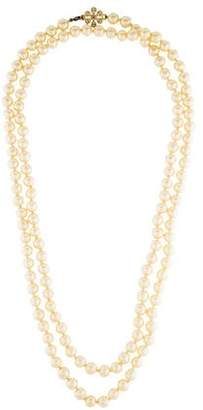 Chanel Faux Pearl Bead Strand