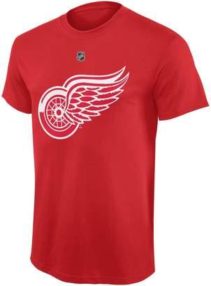 Reebok Detroit Red Wings Henrik Zetterburgh Cotton T-Shirt