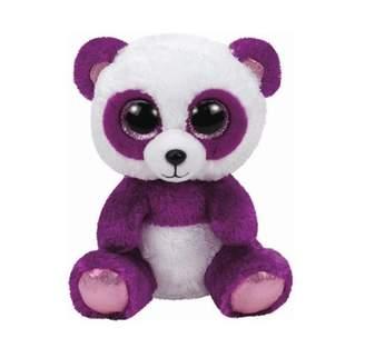 Ty TY beanie Boos Boom Boom the Panda (Medium)