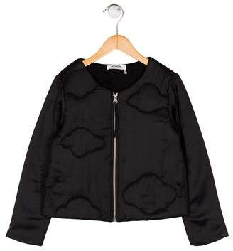 Sonia Rykiel Girls' Quilted Puffer Jacket