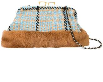 Maria La Rosa Glasses Lapin shoulder bag