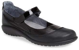 Naot Footwear Kirei Leather Mary Jane Flat