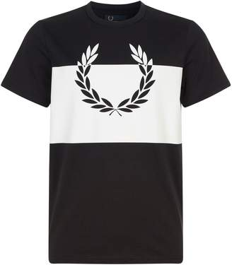 Fred Perry Wreath Logo T-Shirt