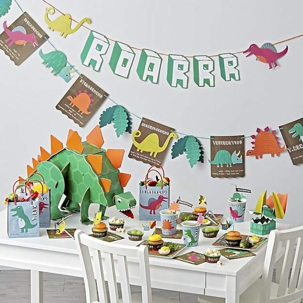 Meri Meri Dinosaur Party Collection
