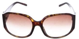 Burberry Oversize Gradient Sunglasses