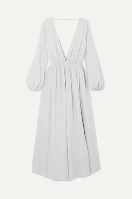 Kalita Aphrodite Cotton-gauze Maxi Dress