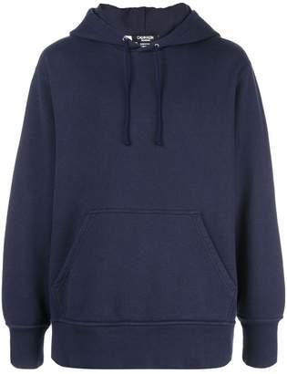 Calvin Klein oversized brand hoodie