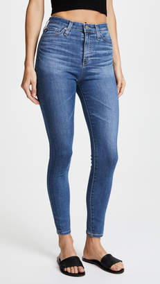 AG Jeans The Mila Ankle Skinny Jeans