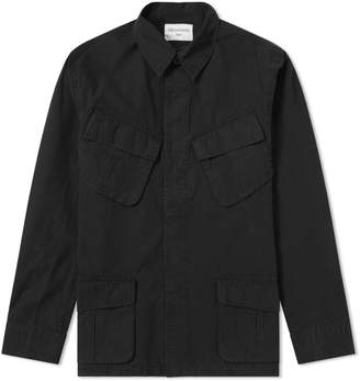 Officine Generale Japanese Ripstop Jungle Jacket
