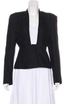 By Malene Birger Wool Structured Blazer