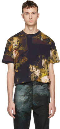 McQ Multicolor Dutch Masters T-Shirt