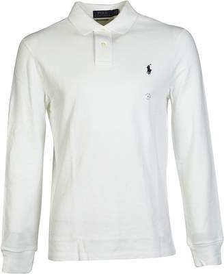 Ralph Lauren Long Sleeved Polo Shirt