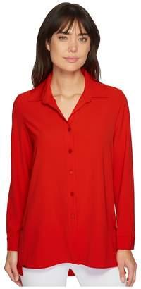 Lulu Lisette L Montreal Blouse Women's Long Sleeve Button Up