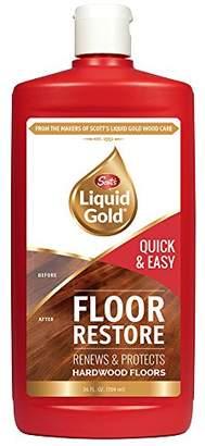Scott's Liquid Gold Floor Restore- Renews & Protects Hardwood Floors