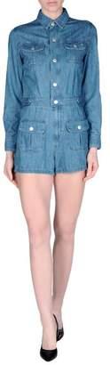 AG Jeans (エー ジー) - ALEXA CHUNG for AG Jeans ショートオーバーオール