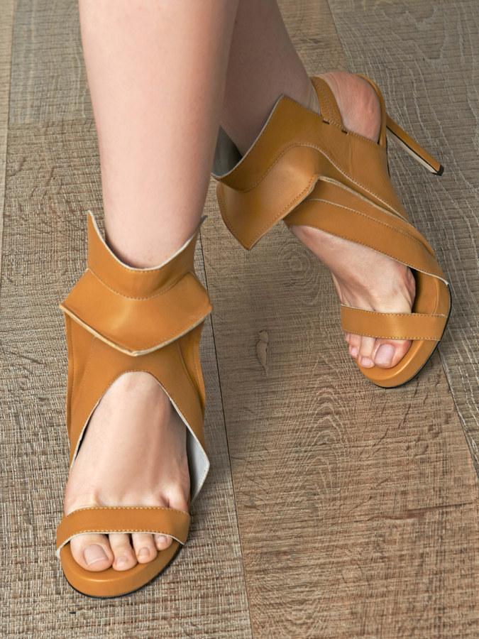 Camilla Skovgaard Prey stiletto sandals