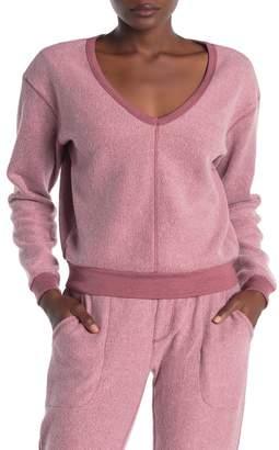 Alternative Slouchy V-Neck Pullover