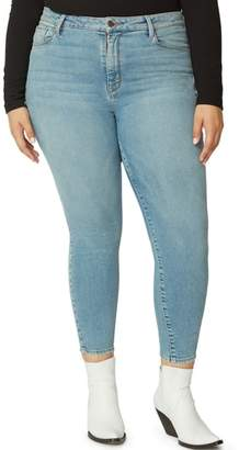 Sanctuary High Waist Ankle Skinny Jeans