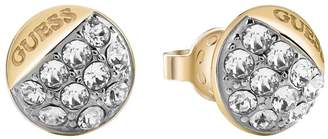 9d006a8c1 GUESS Embrace Gold and Crystal Set Ladies Stud Earrings