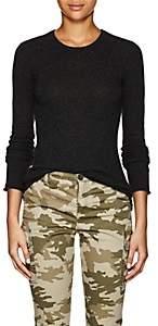 ATM Anthony Thomas Melillo Women's Heathered Cashmere Sweater - Gray