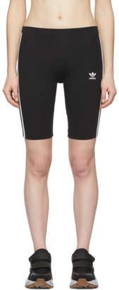 adidas Black Adicolor Cycling Shorts