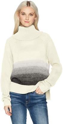 Roxy Women's Morning Sun Turtle Neck Sweater