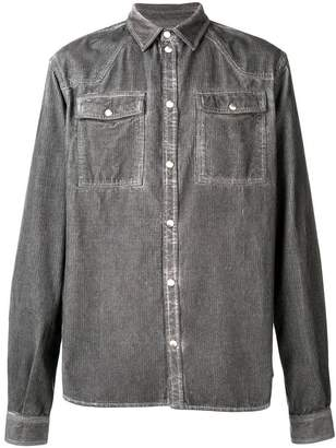 Diesel Black Gold classic denim shirt