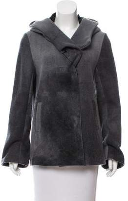 Avant Toi Ombré Wool Jacket w/ Tags