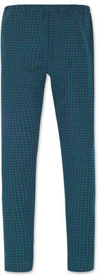 Mayoral Girl's Houndstooth Print Leggings, Size 8-16