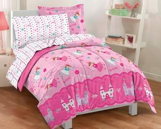Factory dream Magical Princess Ultra Soft Microfiber Girls Comforter Set