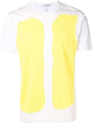 Comme des Garcons insert detail T-shirt
