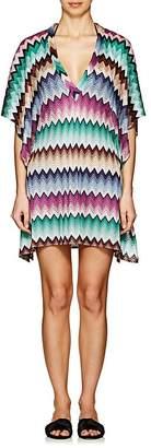 Missoni Mare Women's Zigzag-Knit Mini-Caftan
