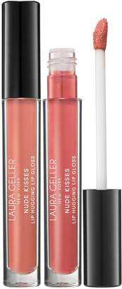 Laura Geller Nude Kisses Lip Hugging Lip Gloss Duo