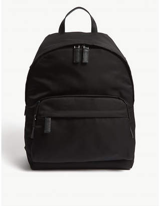 Prada Black Technical Backpack