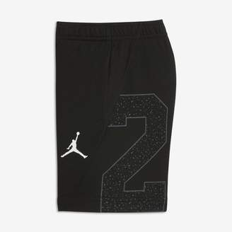 Nike Jordan Speckle 23 Younger Kids'(Boys') Basketball Shorts