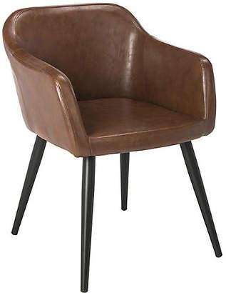 One Kings Lane Gwyn Accent Chair - Tobacco