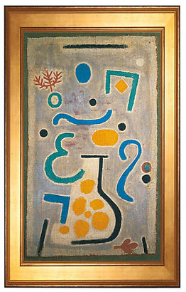 Munn Works Paul Klee - The Vase Art