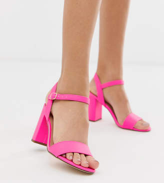 6b07aea9e New Look Pink Sandals For Women - ShopStyle UK