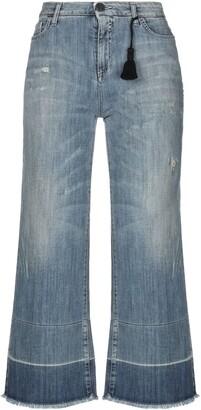 Alysi Denim pants - Item 42752638JB